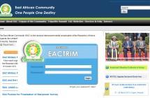 EAC TRIM ICE WEBISTE