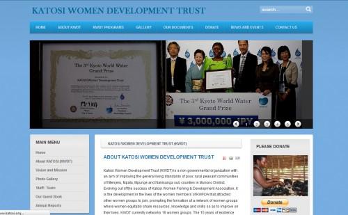 Katosi Women Development Trust