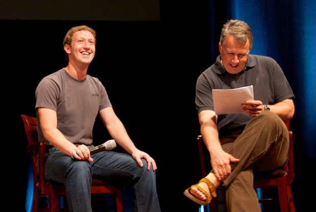 Zuckerberg: In 10 years, folks will share 1,000 times what they do now