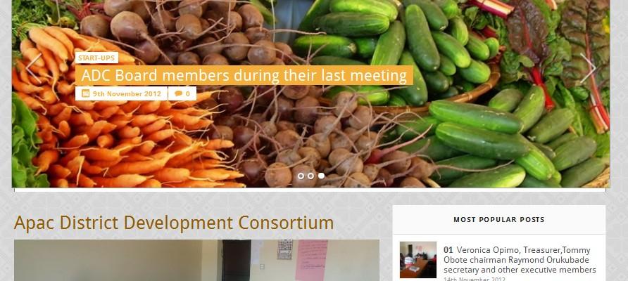 Apac District Development Consortium
