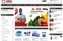 Uganda online Supermarket with payment gateways