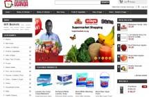 Uganda online Supermarket with payment gateways