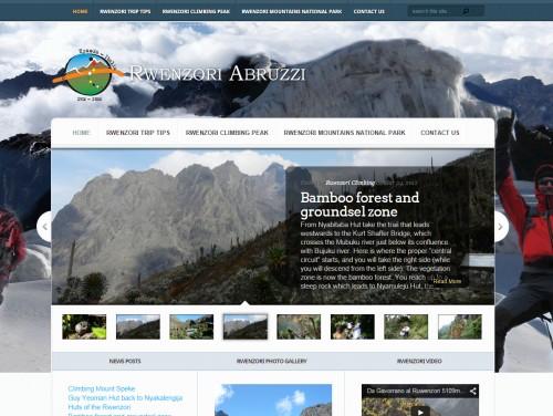 Rwenzori Abruzzi site