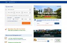 uganda hotel portal online booking