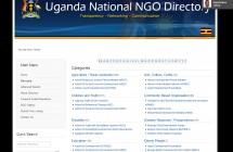 Uganda NGO Directory