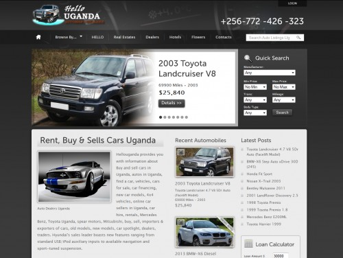 uganda car dealers