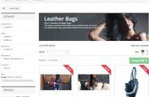 Manzi Leather Bags- online Shop